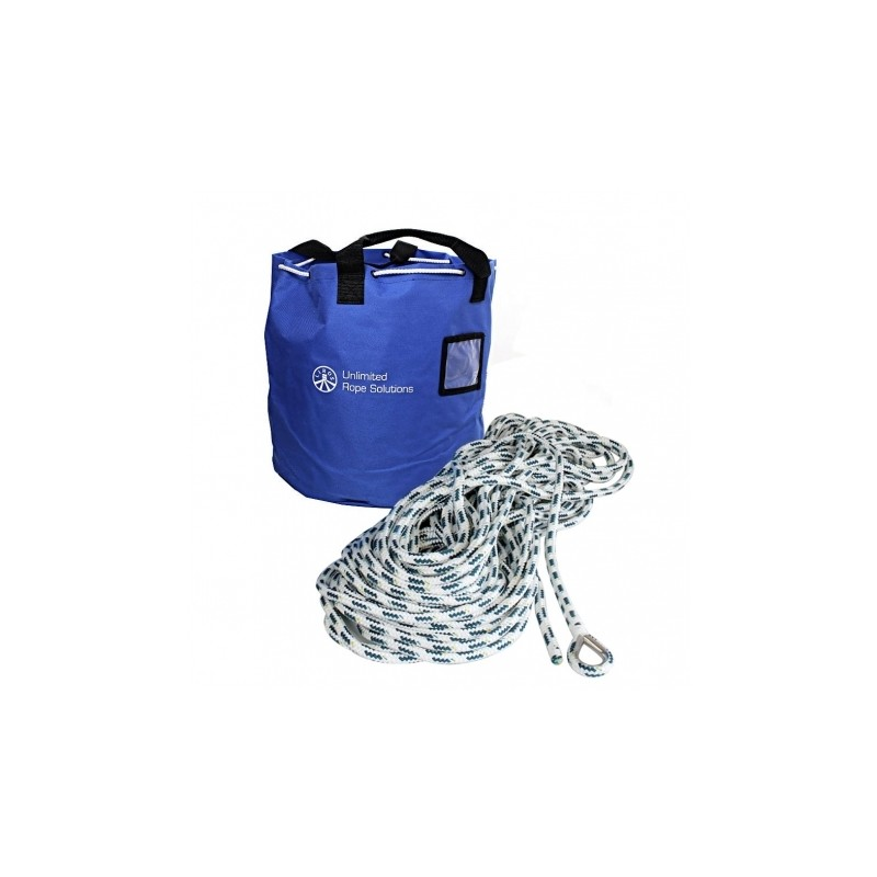 LIROS Handy Anchor - Leaded Anchor Warp and Stowage Bag