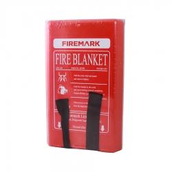 Firemark Fire Blanket 1.2 metre x 1.2 metre
