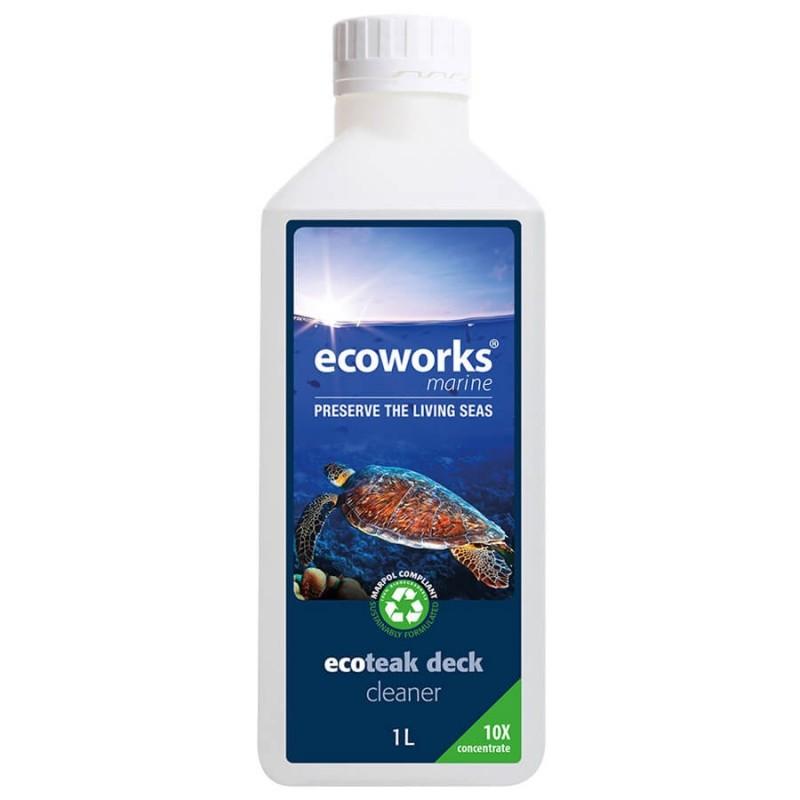 Ecoworks Teak and Deck Cleaner