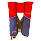 Seago Classic 190N Lifejacket Automatic - Red/Blue