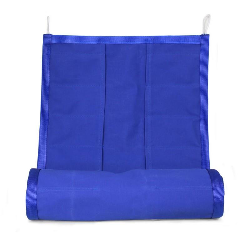 Courtesy Flag Wallet - Blue