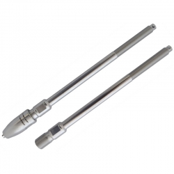 Stainless Steel Swagless Cone Long Thread