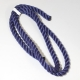 Clearance LIROS 3 Strand Polyester NAVY - 24mm - 2.6 metres
