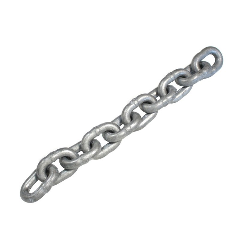 10 links of Sample Anchor Chain