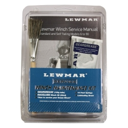 Lewmar Winch Maintence Kit