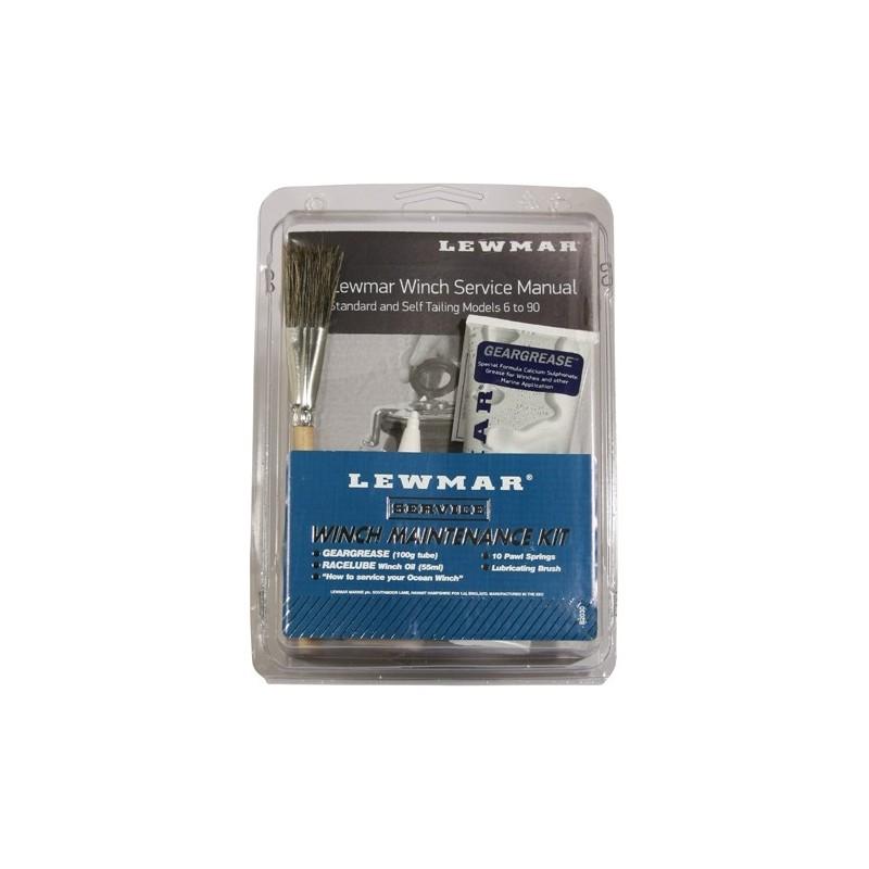 Lewmar Winch Maintence Kit
