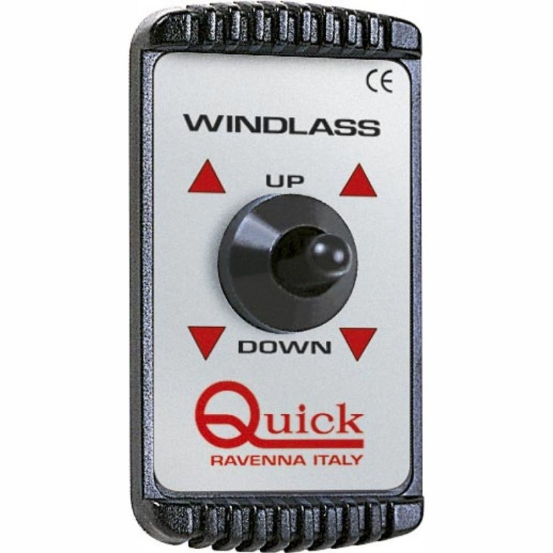 Quick Windlass Control Panel Switch