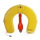 Lifebuoy Horseshoe Set - Yellow