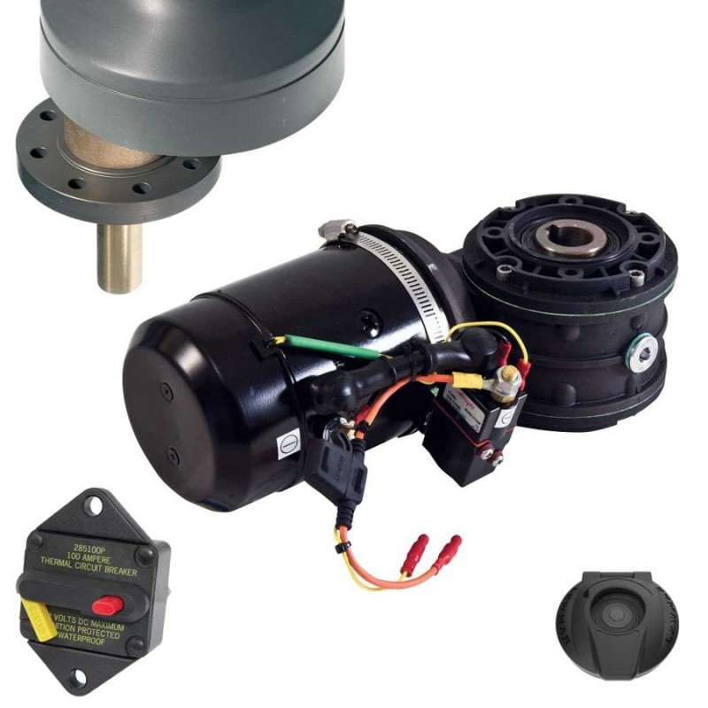 Lewmar Winch Spare Parts and Conversion Kits
