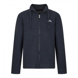 Weird Fish Ash Full Zip Classic Macaroni Jacket