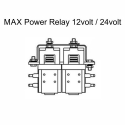 Max Power Relay only