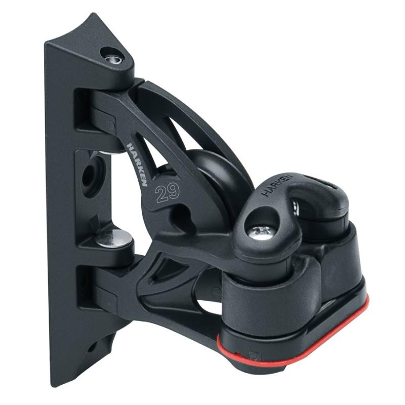 Harken 29 mm Pivoting Lead Block - Cam-Matic® cleat