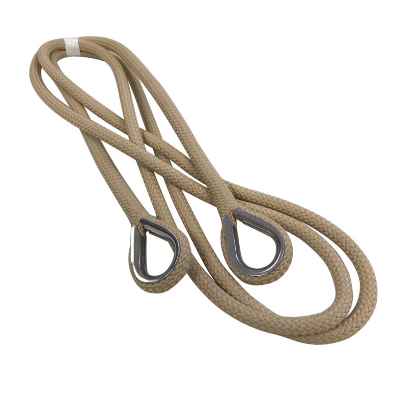 Clearance Spliced Marlowbraid - Classic with Stainless Steel Splices
