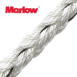 Marlow 28mm 8 strand Multiplait Nylon Mooring Strops