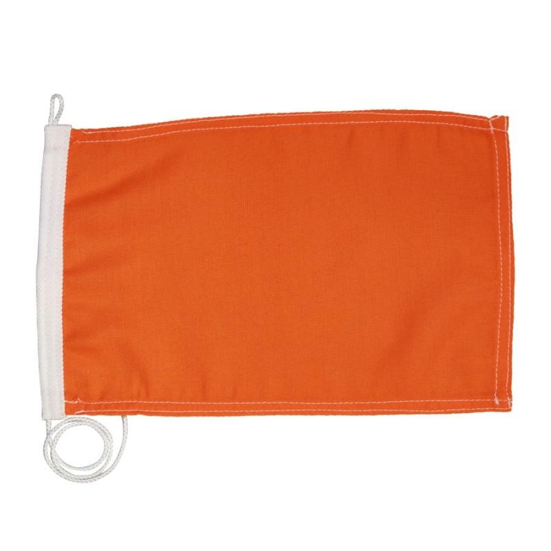 Signal Code Flag - Orange