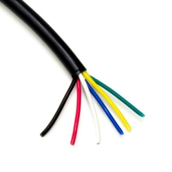 Max Power 6 core loom signal cable