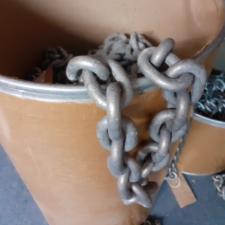 Grade 30 Galvanised Calibrated Anchor Chain