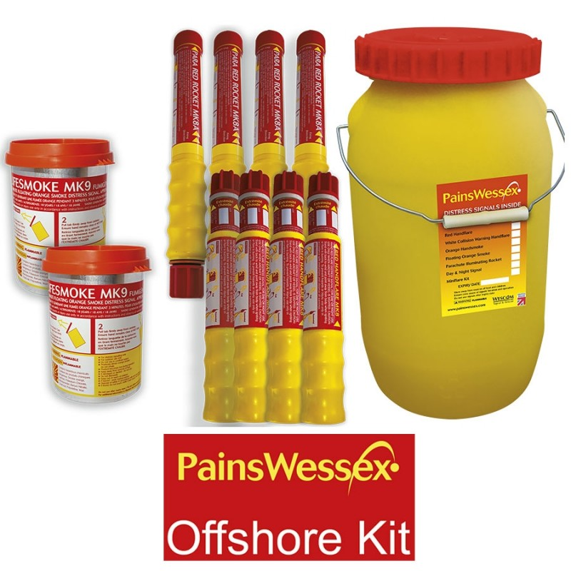 Pains Wessex Offshore Flare Pack