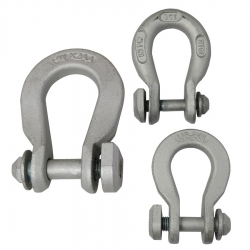 Force 7 Grade 70 anchor chain shackle link