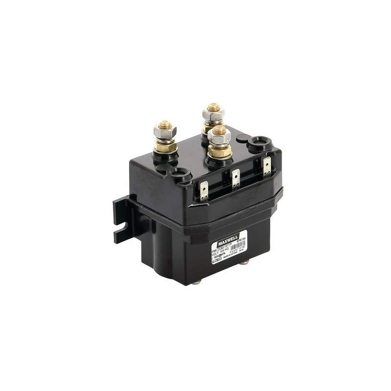 Maxwell Dual Direction Solenoids