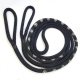 Clearance Spliced LIROS Dockline - 1.5m Anti-Chafe webbing -300mm Loop and Whipping