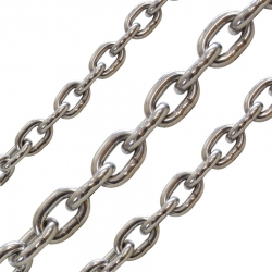 Clearance William Hackett Stainless Steel Calibrated Anchor Chain