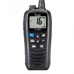 ICOM VHF Handheld Marine Radio IC-M25