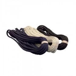 LIROS 3 Strand Polyester rope hanks
