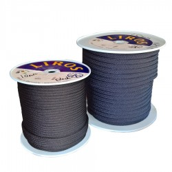 100 Metre Reel Deal - LIROS Braided Dockline Polyester