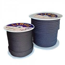 100 metre Reel - LIROS Braided Dockline Polyester
