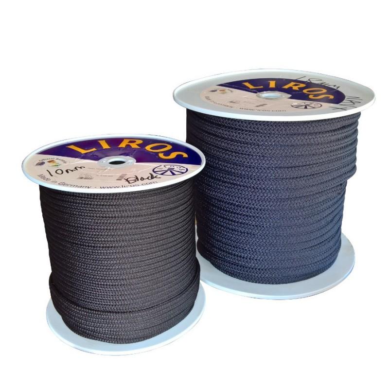 100 metre Reel Deal - LIROS Braided Dockline Polyester