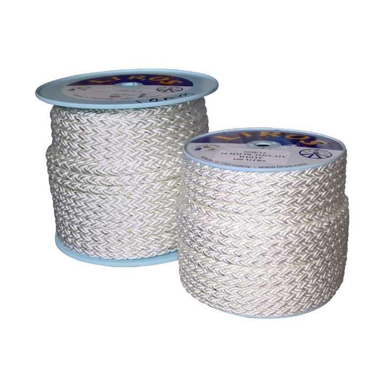 100 metre Reel Deal - LIROS Octoplait Nylon