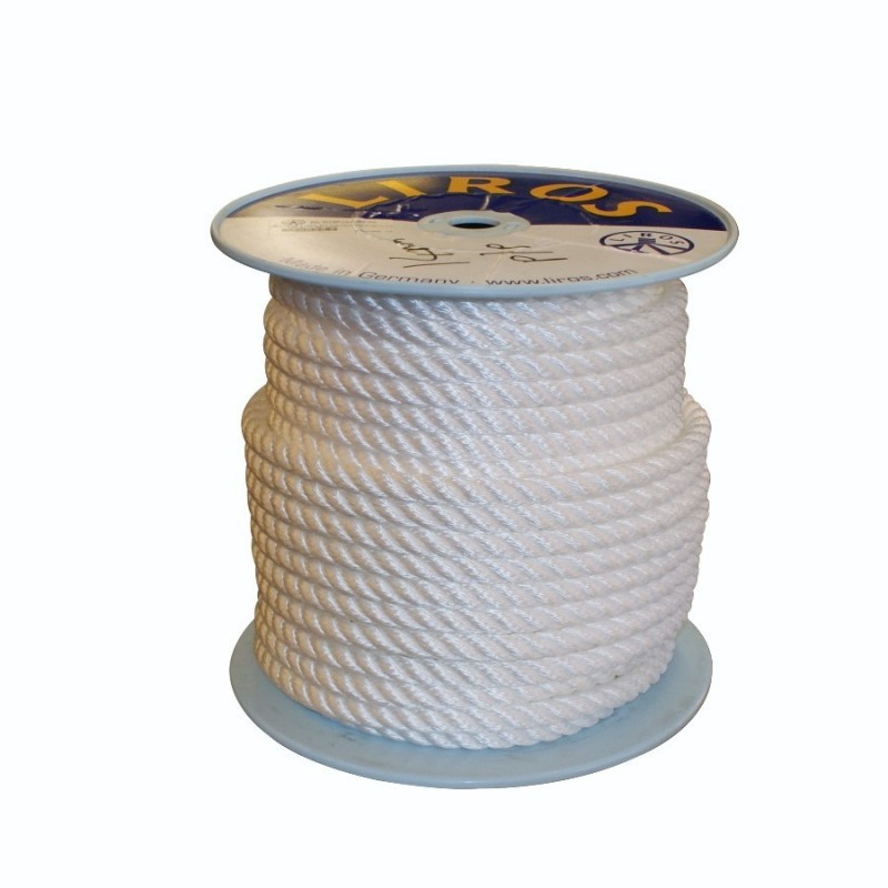 100 Metre Reel Deal - LIROS 3 Strand Polypropylene