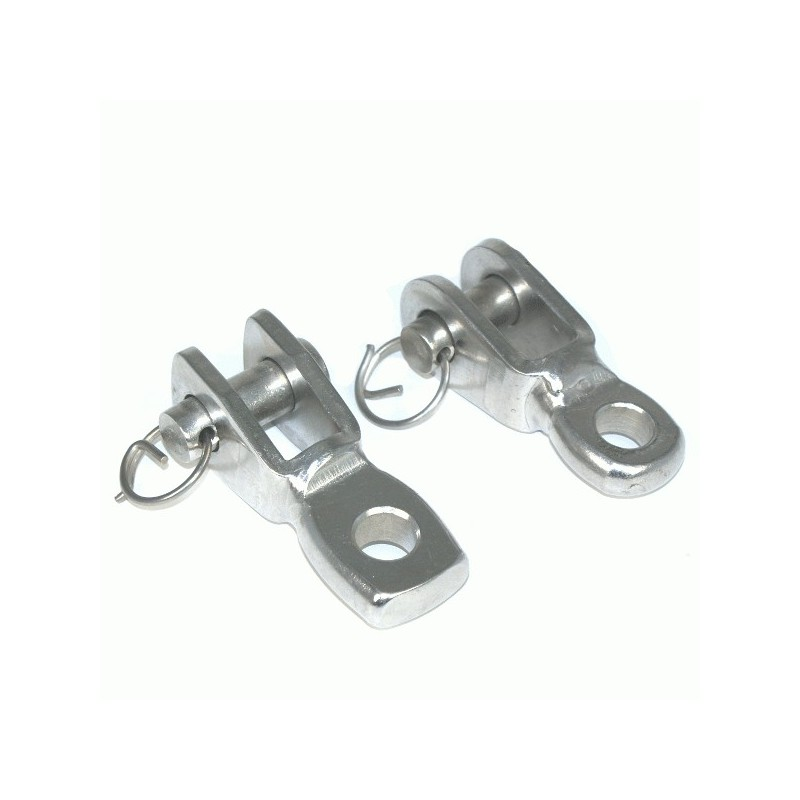 OS Stainless Steel Toggles