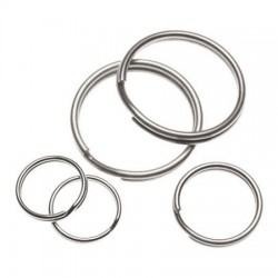 Sta-Lok Stainless Steel Split Rings