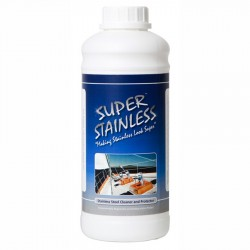 Super Stainless, stainless steel cleaner and protector 500ml