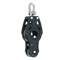 Harken 57mm Fiddle Carbo AirBlocks - Swivel