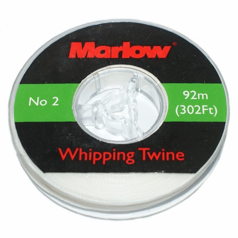 Marlow White Whipping Twine size 2