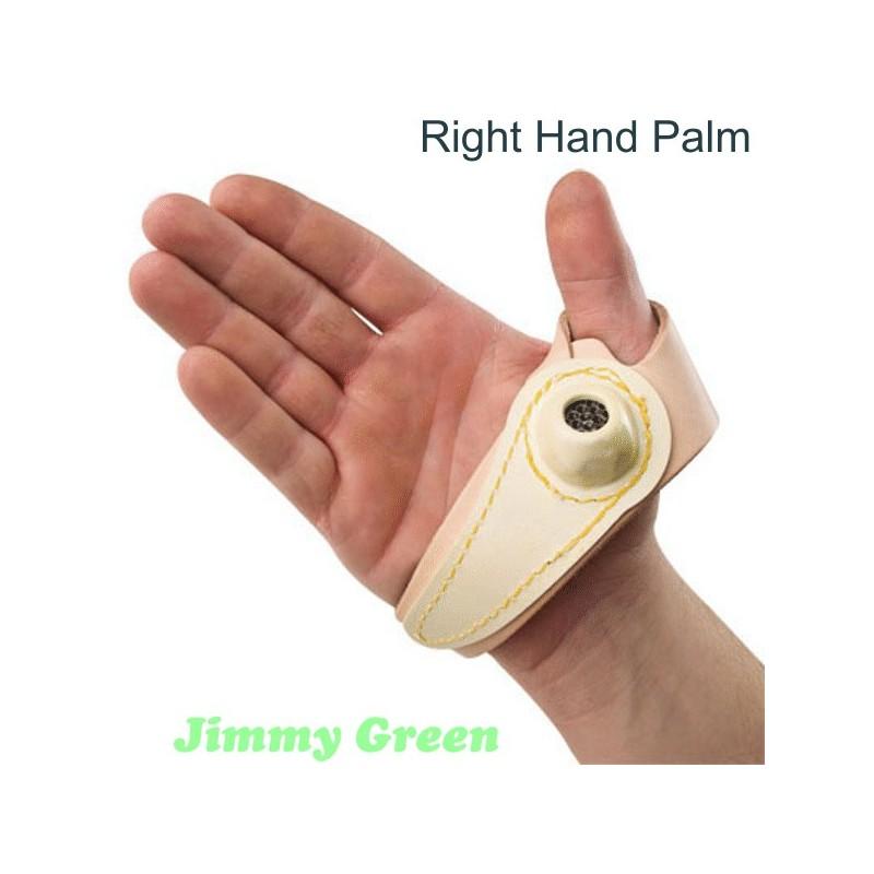 WmSmith Liverpool pattern No.5 adjustable sailmaker palm