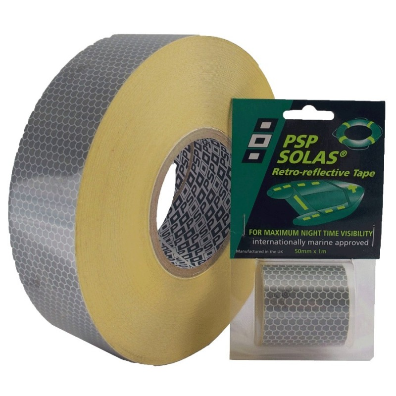 PSP SOLAS retro reflective tape