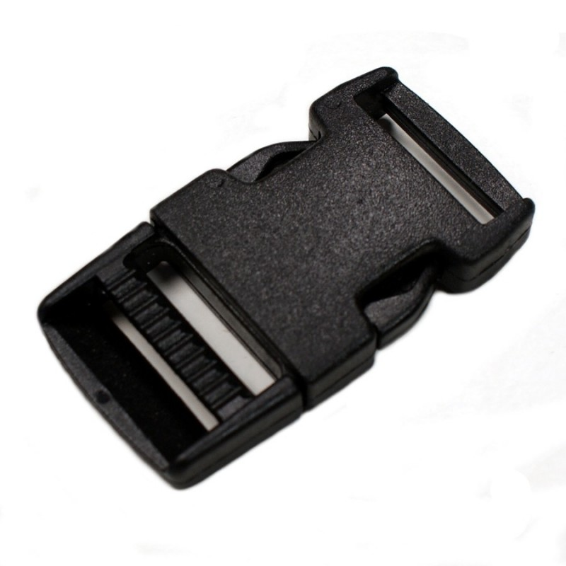 25mm webbing side release buckle