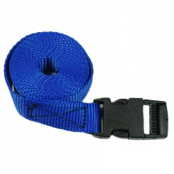 Jimmy Green buckle sail tie blue