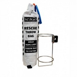 Seago Rescue Throw Bag, bracket included