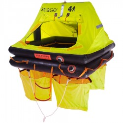 Seago Sea Cruiser Offshore Liferaft ISO 9650-2