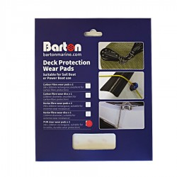 Barton Deck Wear Pads - Clear