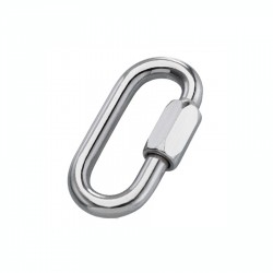 Quick Link - stainless steel