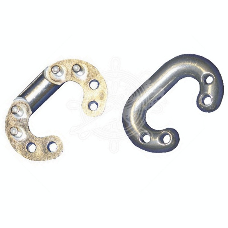 Osculati Chain Connecting Rivet Link, 8 pins