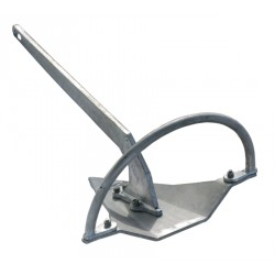 Mantus Galvanised Anchor