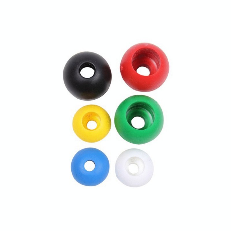 parrel shock fittings beads cord balls stoppers