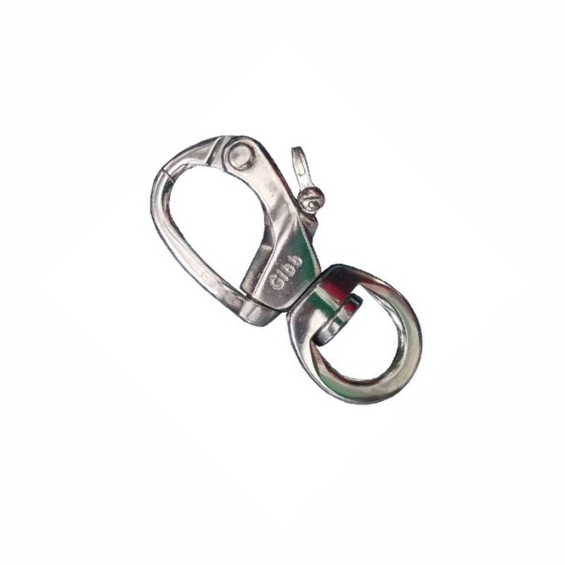 Navtec 17.4 side opening snap shackle
